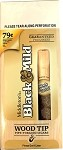 Black & Mild Wood Tip Deluxe  25 CT